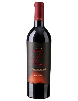 7 Deadly red blend