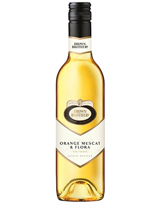 Brown Brothers LATE HARVESTED ORANGE MUSCAT (37,5)