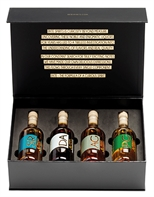 Ekte Rum 4x20 cl. i giftbox