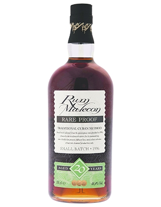 Malecon Rum 20YO Rare Proof 48,4%
